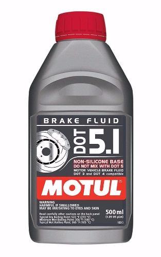 Fluído De Freio Motul (dot 5.1) 500ml