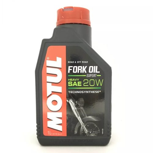 Motul Fork Oil Expert Heavy 20w Óleo Bengala 1 LItro