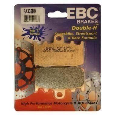 Pastilha Freio Ebc Bmw 1200 Até 2012 Dianteiro Fa335HH