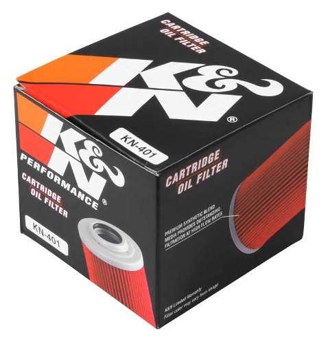 Kit Filtro Óleo K&n Kawasaki Ninja 250r +2 Litros de Óleo Motor 4T 5100 10W40 Semi-sintético