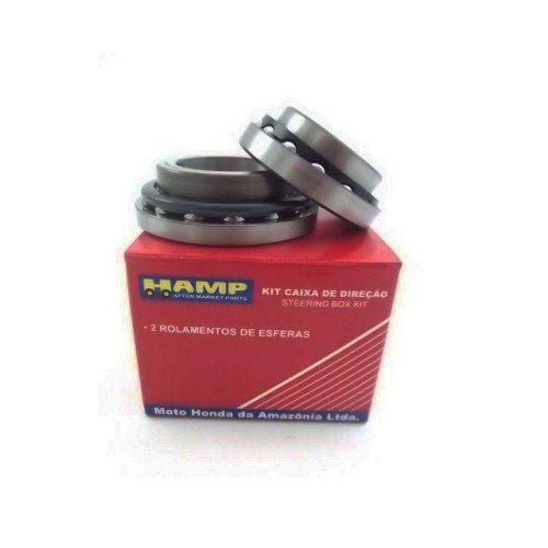 Caixa Direção Honda H5321-KVK-B00 CBR 250/CB 250F/CB 500R/F/X/SHADOW 600 Hamp