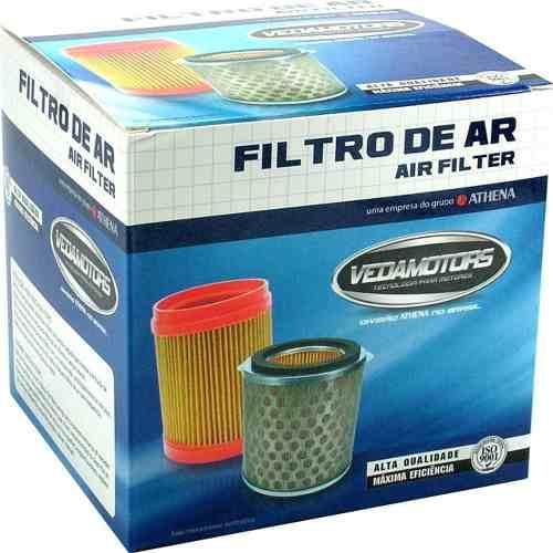 Kit Filtro De Ar E Filtro De Óleo Xre 300 Vedamotors