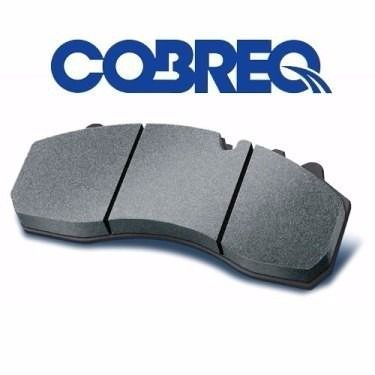 Jg Pastilha Freio CB 300/CB 300R sem ABS Cobreq