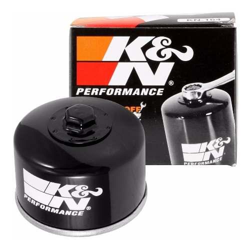 Kit Filtro De Óleo K&n NC 700X 750X + 4 Litros 5100 10w30