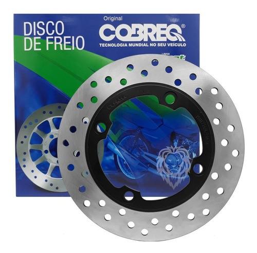 Disco De Freio Traseiro Cb 600f Hornet 2008-2014 Cobreq