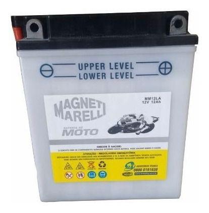 Bateria Magneti Marelli MM12LA - YB12AL-A BMW G650 GS / XTZ 750 Super Tenere