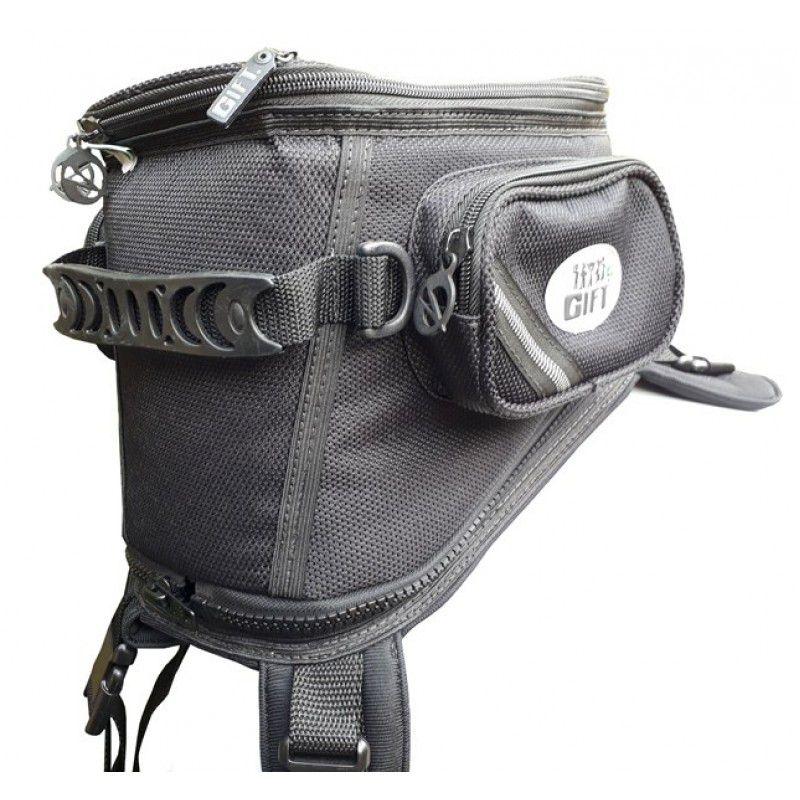 Bolsa de tanque para Moto Camel 8 litros