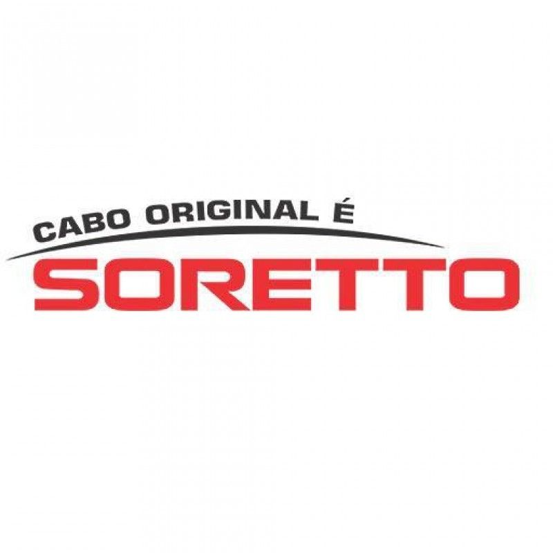 Cabo Acelerador 'B' Honda Shadow 750 Até 08 Soretto
