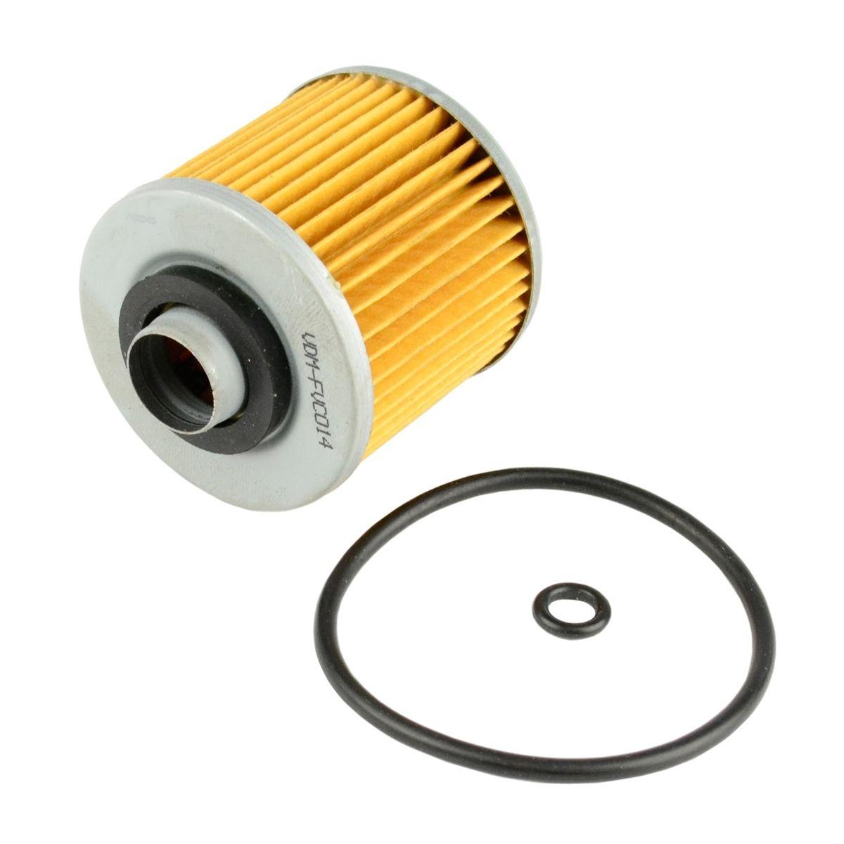 Combo Filtro De Gasolina Drag Star 650 (8mm)+filtro De Óleo