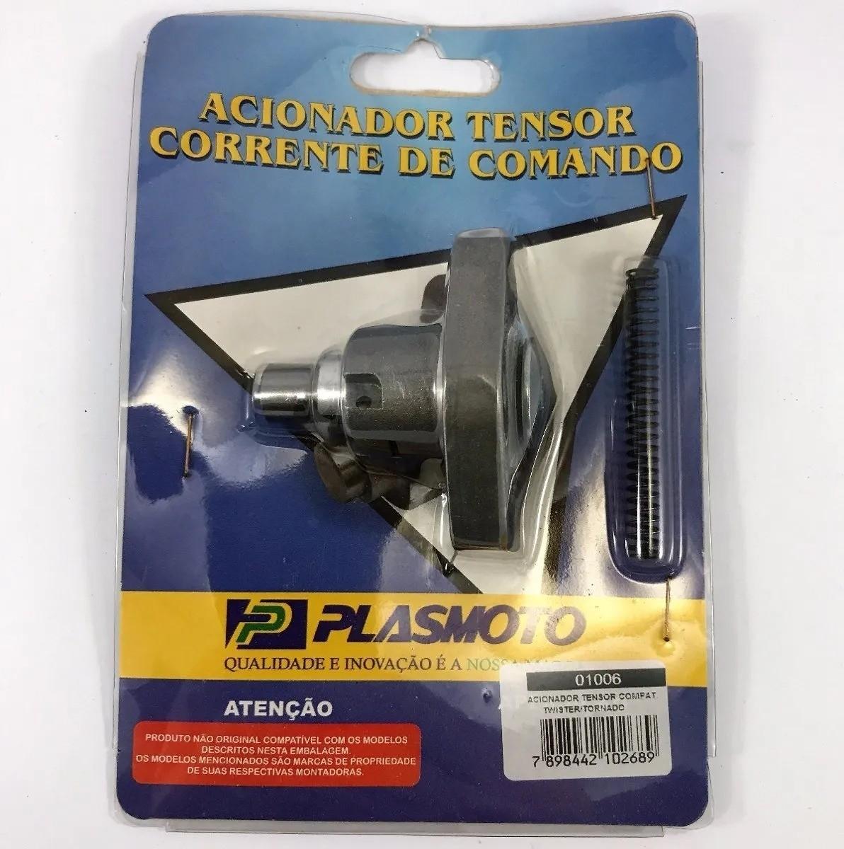 Esticador Tensor Corrente Comando CBX 250 Twister / Tornado 250