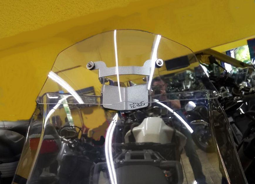Defletor De Parabrisa Tiger 1200 Explorer 2017-2018 Térus TX1200