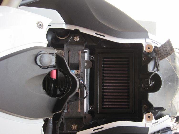 Filtro De Ar BMW F800 GS / F800R / F800 Adventure K&N