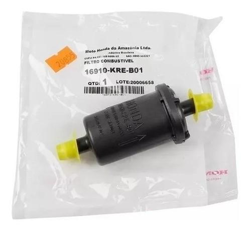 Filtro de Combustível  NXR 150 2009-2010 XRE300 até 2012 GASOLINA