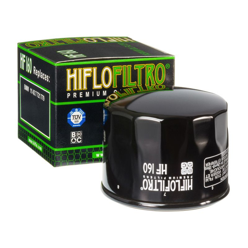 Filtro De Óleo BMW F750 GS/F850 GS 2017-2020 Hiflofiltro Hf160