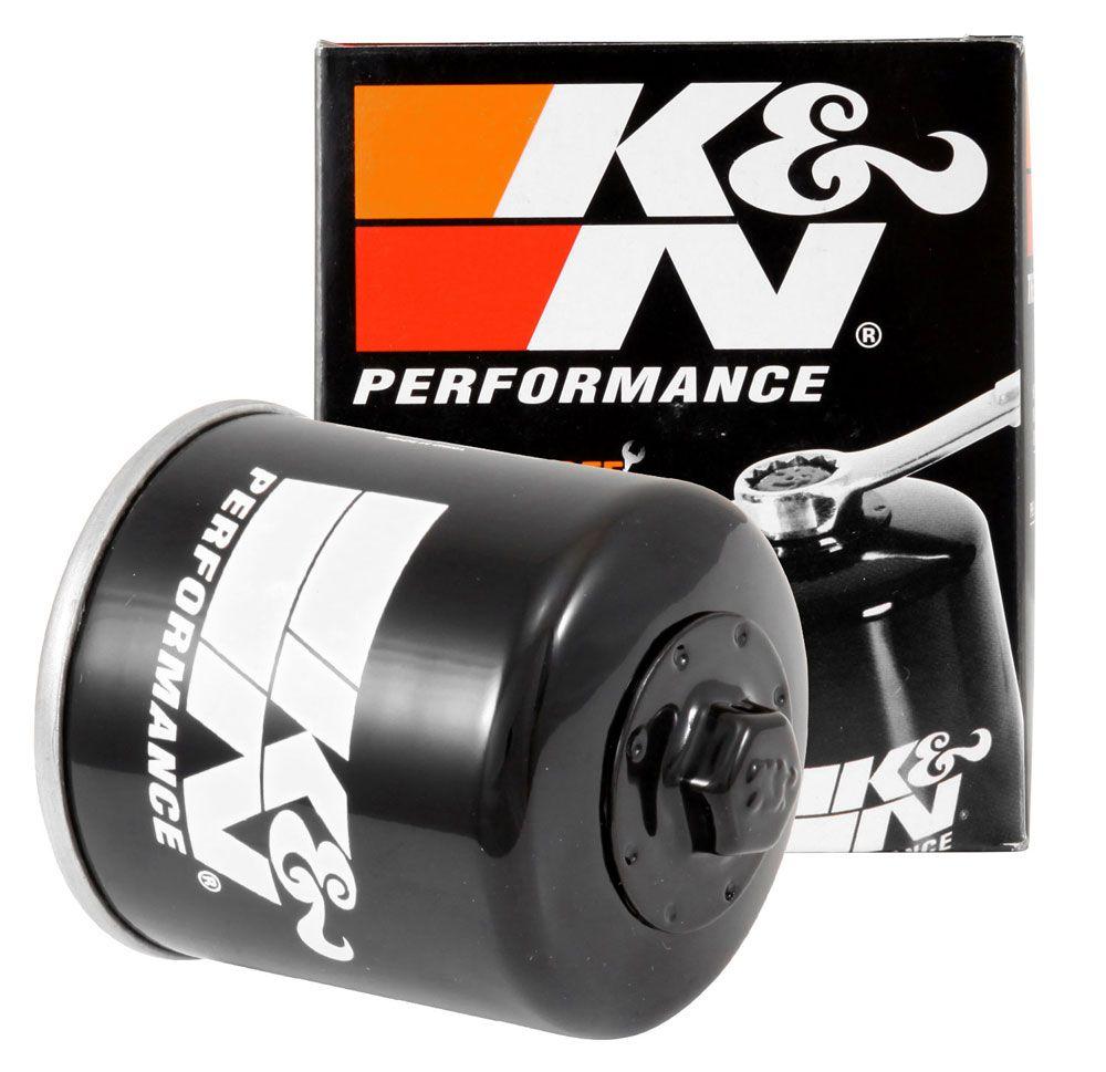 Filtro De Óleo Ducati K&n Alta Performance KN-153