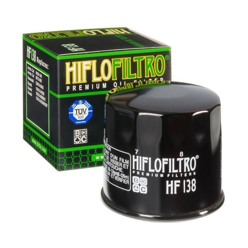 Filtro de Óleo Suzuki (todas) Hiflofiltro HF138