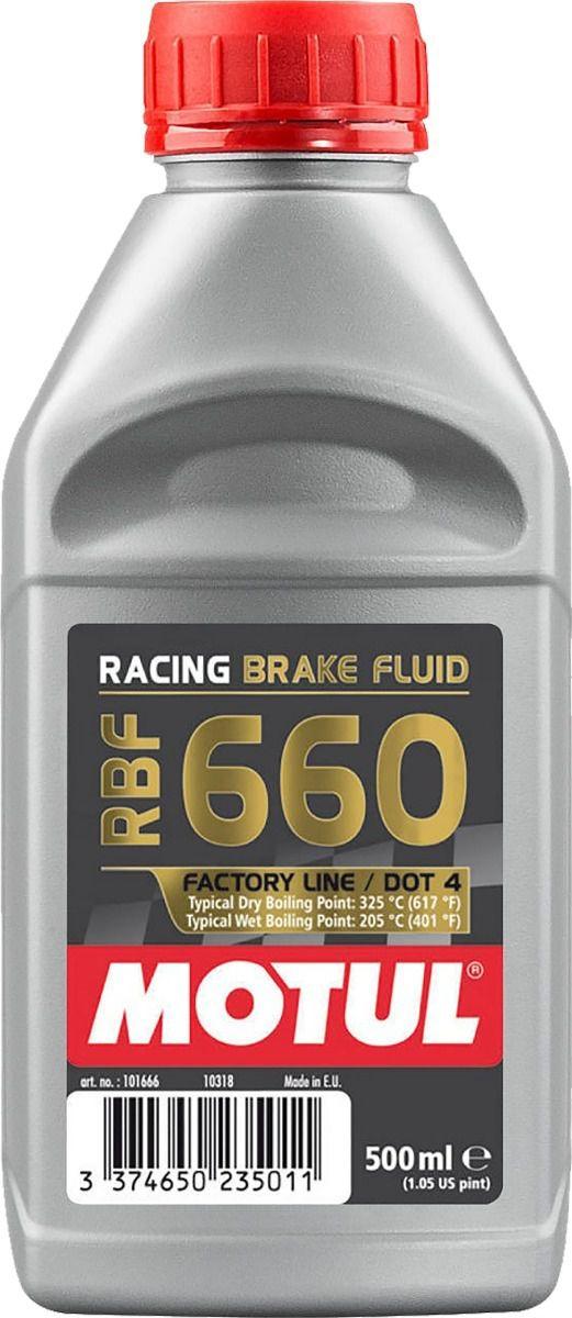 Fluído de Freio Motul Rbf 660 Racing Brake Fluid