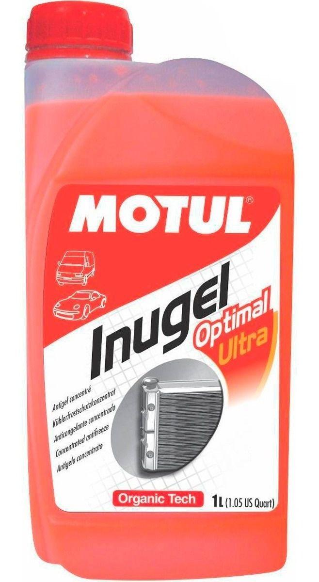 Fluído P/ Radiador Motul Inugel Optimal (litro)