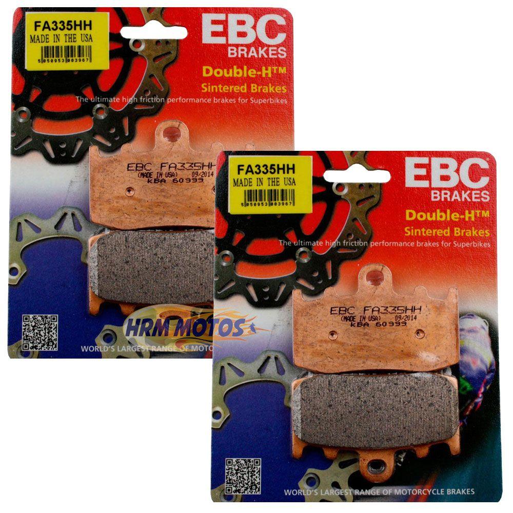 Jg Pastilha Freio Diant Ebc Bmw 1200 Gs/adventure Até 2012