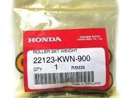 Jg Roletes Honda PCX 150 até 2014