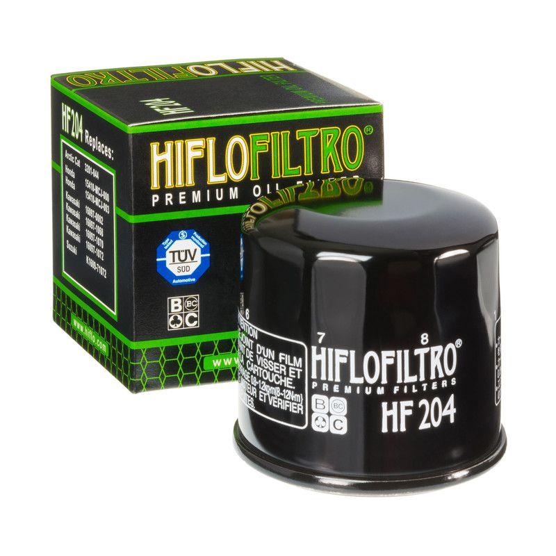 Kit 4 Litros de Óleo Motor Honda 10w30 + Filtro Óleo Hiflofiltro HF204