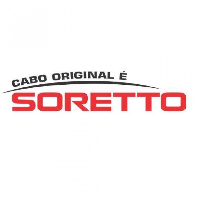 Kit Cabo Acelerador A e B Honda Shadow 750 Até 08 Soretto