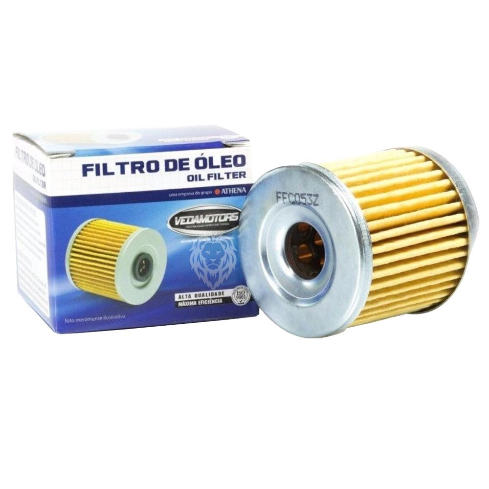 Kit Filtro De Óleo Comet 250/Mirage 250 E 2 Lts Óleo Motul 5100 10w40