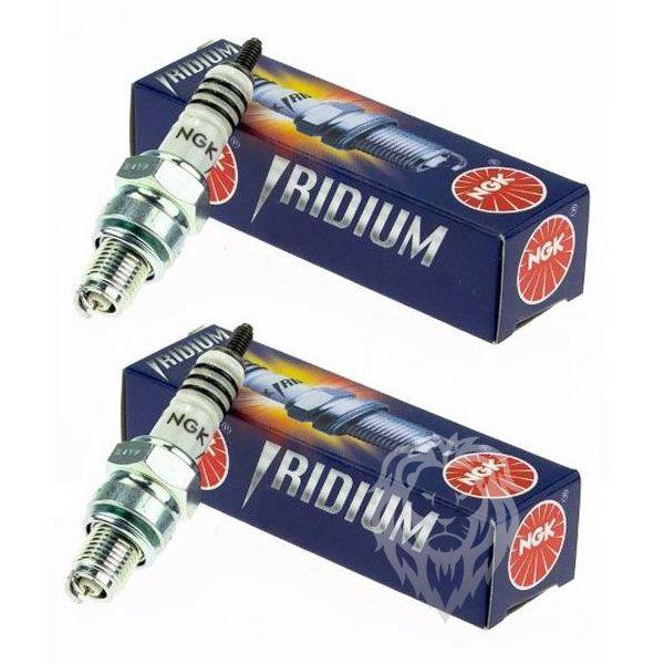Kit Filtro De Óleo K&n Bmw F800 Gs+ 3 Litros De Motul 5100 15w50+Velas Iridium