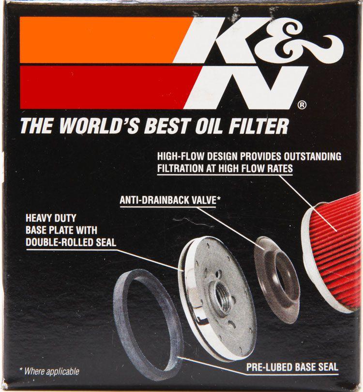 Kit Filtro Óleo K&n Suzuki Kn-138+ 4 litros Óleo Motul 5100 15w50