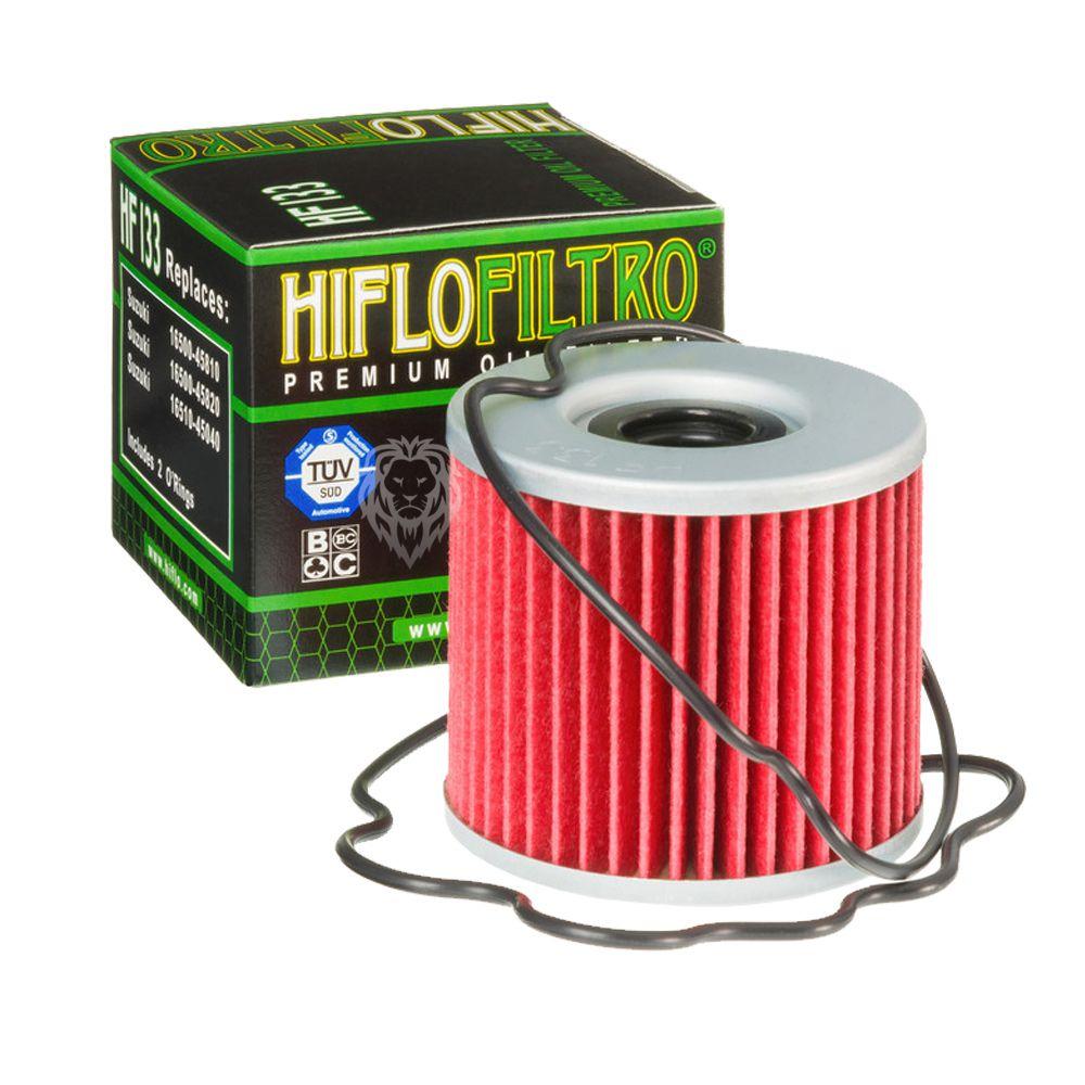 Kit Filtro Óleo Suzuki Gs 500 + 3 Lts Motul 3000 20w50