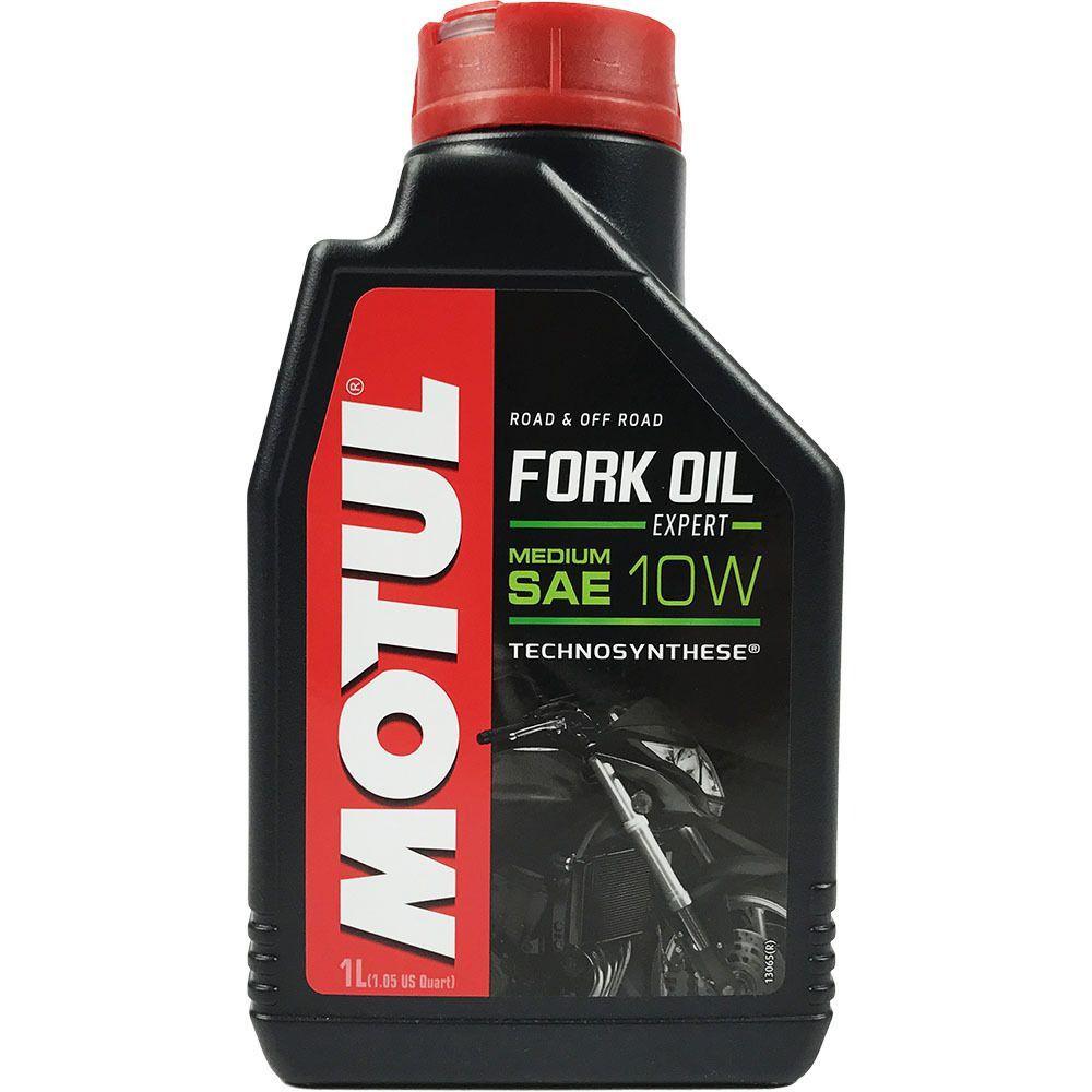 Motul Fork Oil Expert Medium 10w Óleo Bengala