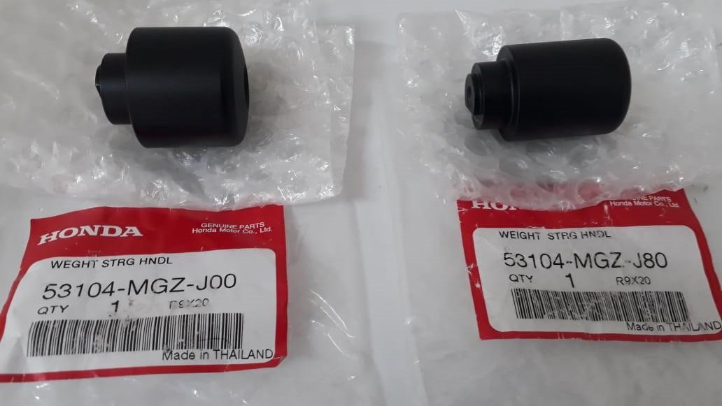 Peso do Guidão Orignal Honda CB 500X 14-19 Unidade