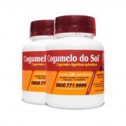 Kit 2 Frascos Cogumelo do Sol®