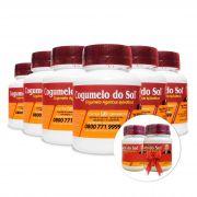 Kit 06 Frascos Cogumelo do Sol® - Ganhe + 02 Frascos com 60 comprimidos