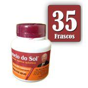 Cogumelo do Sol®  Agaricus sylvaticus - 35 FRASCOS