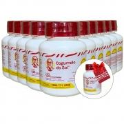 Kit 10 Frascos Cogumelo do Sol® - Ganhe + 01 Frasco com 120 comprimidos