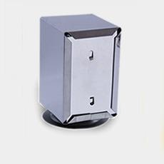 Porta Guardanapo Tv Em Aço Inox