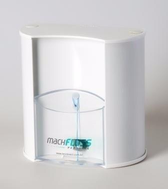 Dispenser De Fio Dental Bucal Machfloss Personal Branco