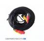 CABO CFTV COM BNC 20 M