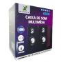 CAIXA DE SOM MULTIMIDIA 10W XC-CM-14 XCELL