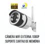 CÂMERA WIFI FULL-HD LKW3320 LUATEK