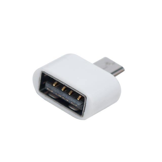 ADAPTADOR OTG MICRO USB V8 PARA USB XCELL