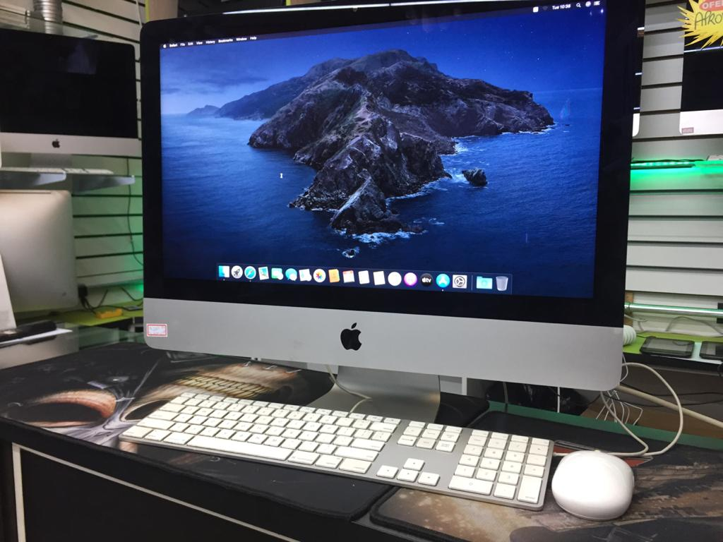 APPLE IMAC 21,5 I5 8GB 1 TB 2012 USADO