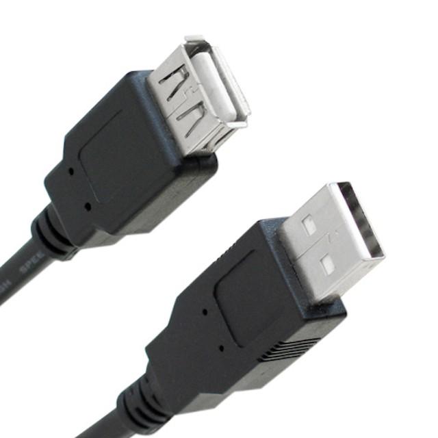CABO 5 METROS USB MACHO X FÊMEA EXTENSÃO XCELL