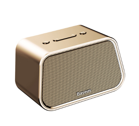 Caixa de Som Bluetooth Aux/P2 Micro SD PenDrive Encok E-02 Baseus   - Wtech vendas e Assistência técnica