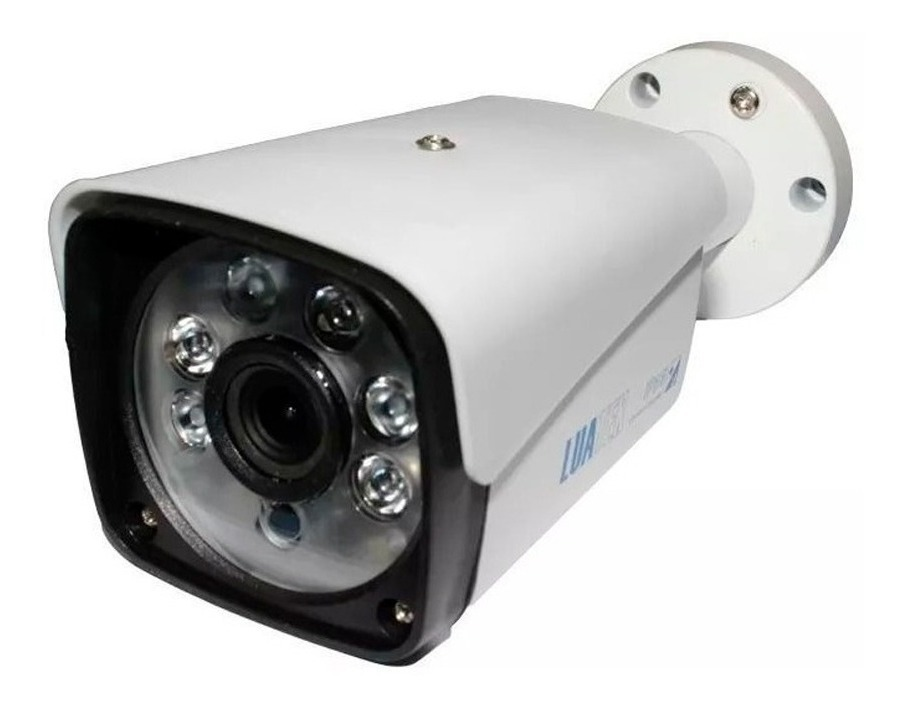 CAMERA 1080P 2.8 BULLET LED 8MM LUATEK