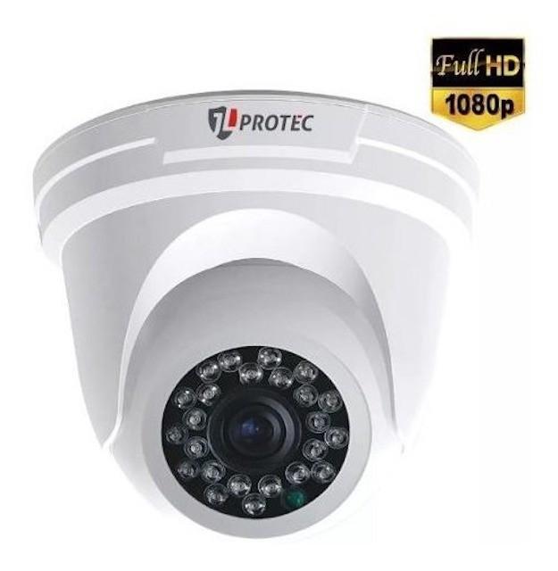 CÂMERA 1080P 2.8 DOME 4EM1 JL PROTEC
