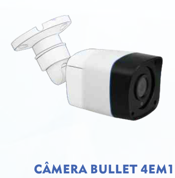 CAMERA 1080P 2.8mm 2.0mp 4 IN 1 PRO LUATEK