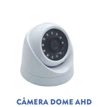 CAMERA 720P 2.8 1.0MP DOME LCE-210-12B LUATEK