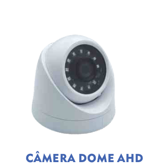 CAMERA 720P 2.8 1.0MP DOME LCE-210-12B LUATEK